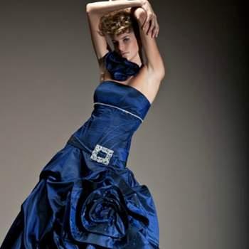 Modello Yasmine Collezione Passion FB Couture By Fabio Gritti