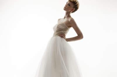 Brautkleider von ambacherVIDIC – Luxuriöse Eleganz trifft moderne Formen