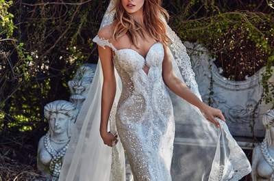 35 Brautkleider im Meerjungfrauen-Stil 2017 – Diese Looks sorgen für Herzklopfen