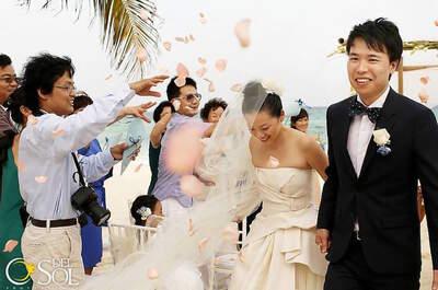 Playa Premium Flowers: Transforma cada rincón de tu boda con extraordinarios arreglos florales... ¡Conoce su servicio!