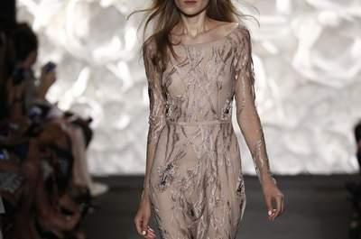 New York Fashion Week 2015: per Naeem Khan la parola d'ordine è 'sexy'