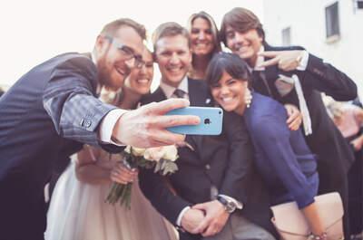 20 cosas que DEBES y NO DEBES hacer en tu boda en la era digital
