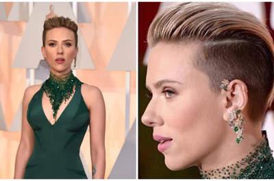Les plus belles coiffures de la cérémonie des Oscars 2015