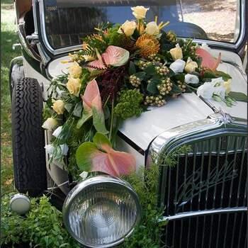 Foto: Wedding Cars México