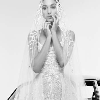 Créditos: Rina with veil, Zuhair Murad