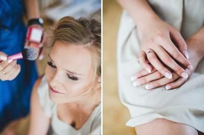 Śliczne zdjęcia ślubne na protestanckim ślubie! Pokochasz je!