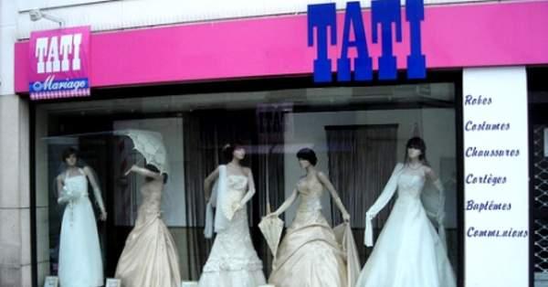 Robes De Mariee Tati Mariage 2010 A L Affut Des Tendances