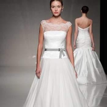 A moda nupcial reuniu-se em Londres nos finais de Maio, para mais uma White Gallery. Escolhemos os nossos vestidos preferidos da passerelle londrina.
