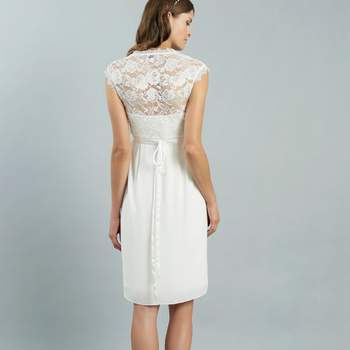 Adrianna ivory short back