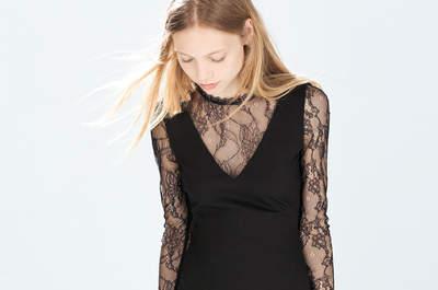 Что надеть на свадьбу? Идеи из новой коллекции Zara 2015