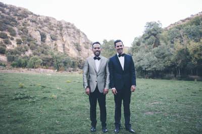 Foto: La boda de Lola