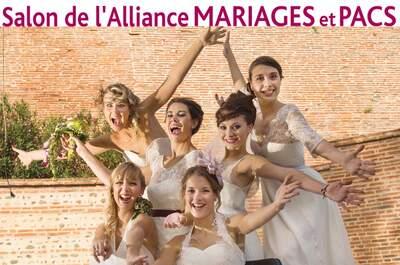 RDV au Salon de l'Alliance Mariage et Pacs à Muret les 10 et 11 Octobre 2015