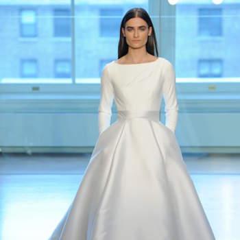 Justin Alexander. Credits_ New York Bridal Week