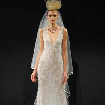 Naeem Khan. Credits: New York Bridal Week