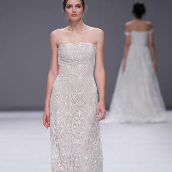 Esther Noriega. Credits_ Barcelona Bridal Fashion Week