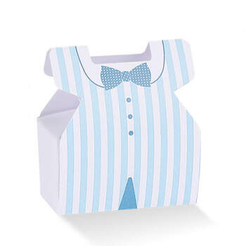 Caja vestido azul claro 20 unidades - Compra en The Wedding Shop