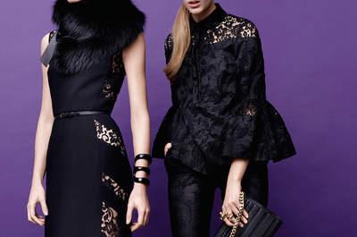 Elie Saab Pre Fall 2015: Vestidos de festa com toques folclóricos, cores vivas e muita pele!