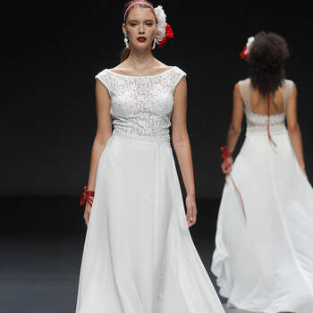 Cymbeline 2021 | Créditos: Valmont Barcelona Bridal Fashion Week 2020