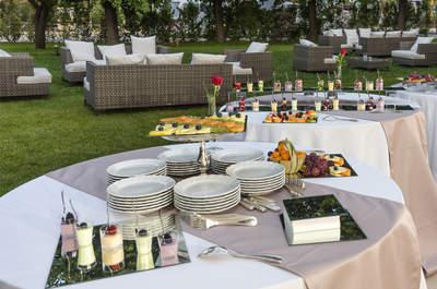 Green Park Hotel Pamphili il vostro matrimonio in uno scenario ideale di gusto e bellezza