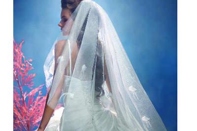 Voiles de mariée Disney : la garantie d'être une vraie princesse !
