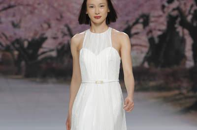 Inmaculada Garcia bridal dresses 2017: floaty, romantic, and light as air