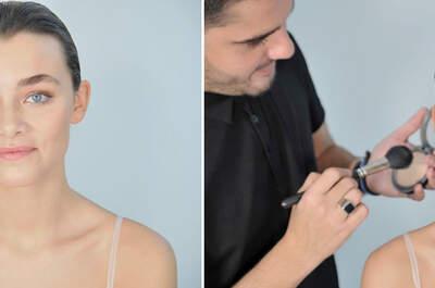 Paso a paso: cómo hacer un maquillaje fresco y natural