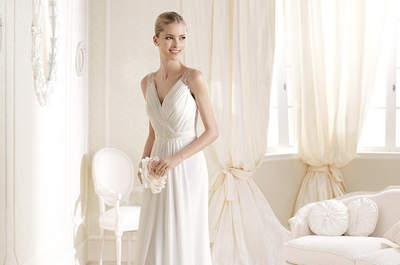 La Sposa te sorprenderá con estos vestidos de novia cargados de moda y opulencia