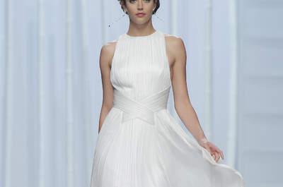I modelli più belli della collezione sposa Rosa Clarà 2016