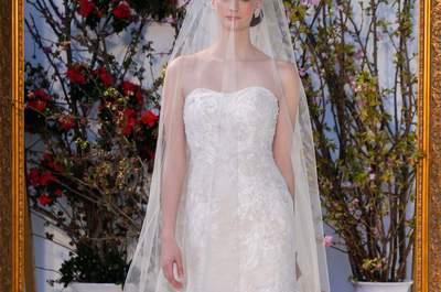 Vestidos de novia Anne Barge 2017: Los diseños ideales para las mujeres más elegantes