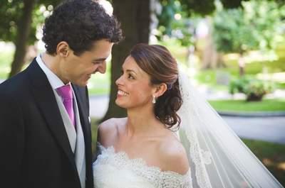 Una boda muy especial en la capital asturiana
