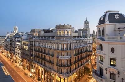 9 lugares para celebrar una boda íntima en Madrid