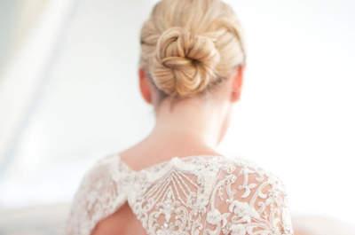 20 acconciature da sposa con chignon 2017: eleganza senza tempo