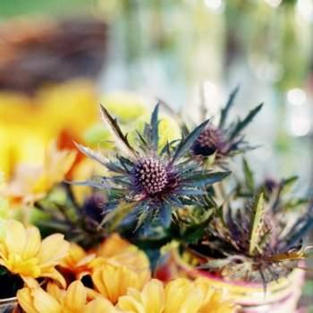 Originales flores para decorar.