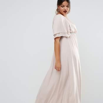 d61c001ff Vestidos de fiesta para gorditas  ¡25 diseños con las últimas tendencias!  Ver 25 fotos