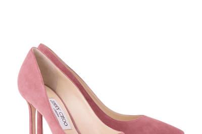 Indrukwekkende gekleurde trouwschoenen: geef kleur aan jouw bruidslook