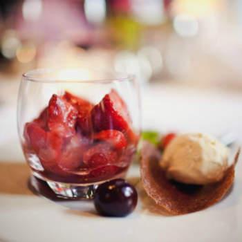 Um casamento 'gourmet' para se inspirar. Estas imagens têm um aspecto delicioso, não têm?