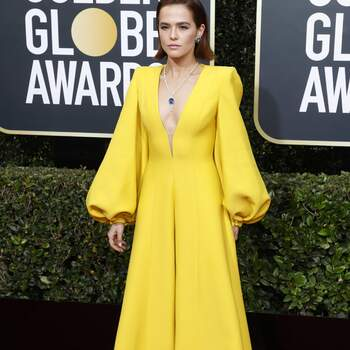 Zoey Deutch in Fendi | Credits: Cordon Press