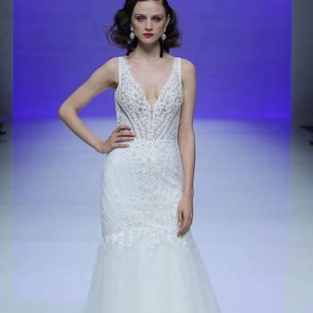 Créditos: Maggie Sottero, Barcelona Bridal Fashion Week