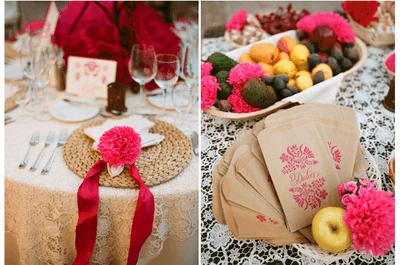 #MartesDeBodas: Las mejores temáticas para una boda única