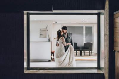 Dal 'dietro le quinte' all'altare, ecco il matrimonio della wedding planner Silvia