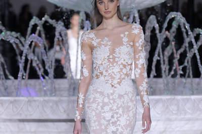 Colección Pronovias 2018: ¡Los diseños más sofisticados para las novias del próximo año!