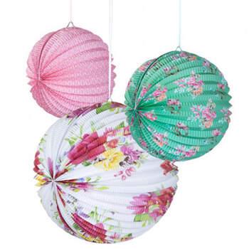 Esferas decorativas vintage 3 unidades- Compra en The Wedding Shop