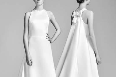 Vestidos de noiva de linha A: um clássico de cortar a respiração!