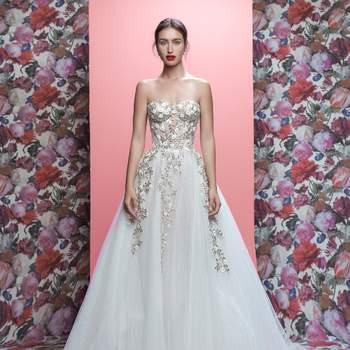 e04a4f0e6 Vestidos de novia con encaje  un diseño refinado para el día más especial
