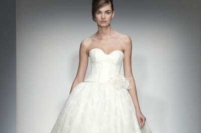 Kenneth Pool Bridal Collection Fall/Winter 2013