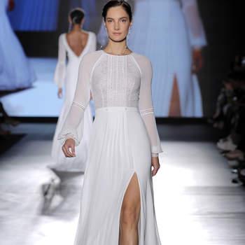 Rosa Clará. Credits_ Barcelona Bridal Fashion Wee