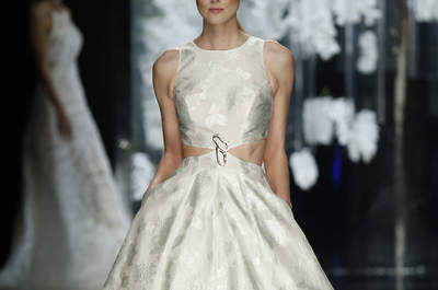 Editor´s Pick of Short Wedding Dresses from Spring 2016 Bridal Collections