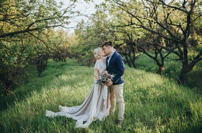 ¿Cómo combinar dos ceremonias religiosas diferentes en tu matrimonio?