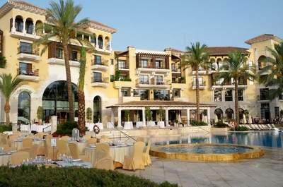Los 8 mejores hoteles para bodas de Murcia