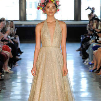Watters. Credits: New York Bridal Fashion Week